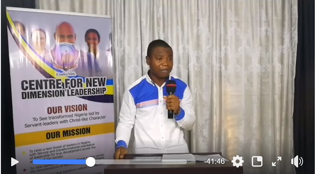 Unveiling The New Year (2020) Through The Eyes of The Holy Spirit by Benjamin Obayomi - December, 2019 Latest (*Hot*) Inveiling 2020 Podcast  Disciplers Convocation Today   Listen, Download & Share Audio (MP3) Podcast  CentreNDL, Abuja - Nigeria