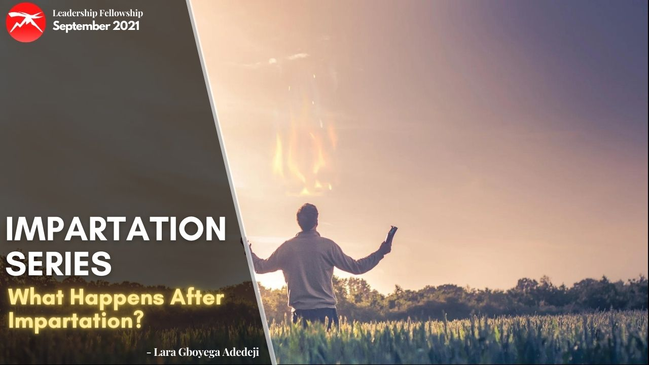 Impartation Series: What Happens After Impartation? by Lara Gboyega Adedeji and Gboyega Adedeji | Latest (*Hot*) Fellowship Podcast | Leadership Fellowship | Listen, Download & Share Audio (MP3) - CentreNDL |We Equip Servant Leaders for Church Restoration